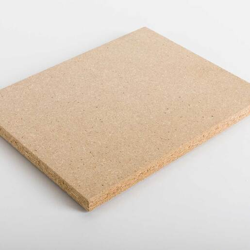 Arauco Duraflake brand fire-rated particleboard